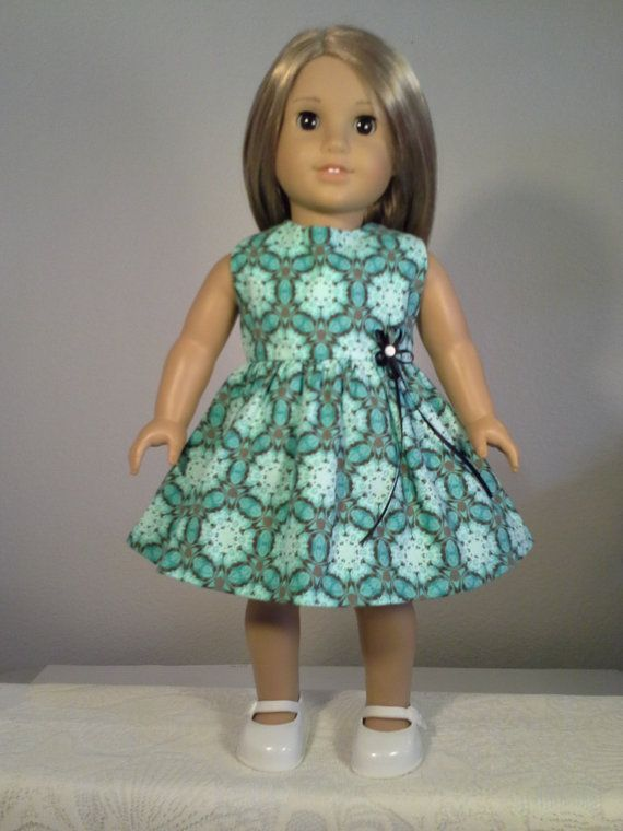 American Girl Doll Clothes Handmade 18 inch by Reallycutecreations