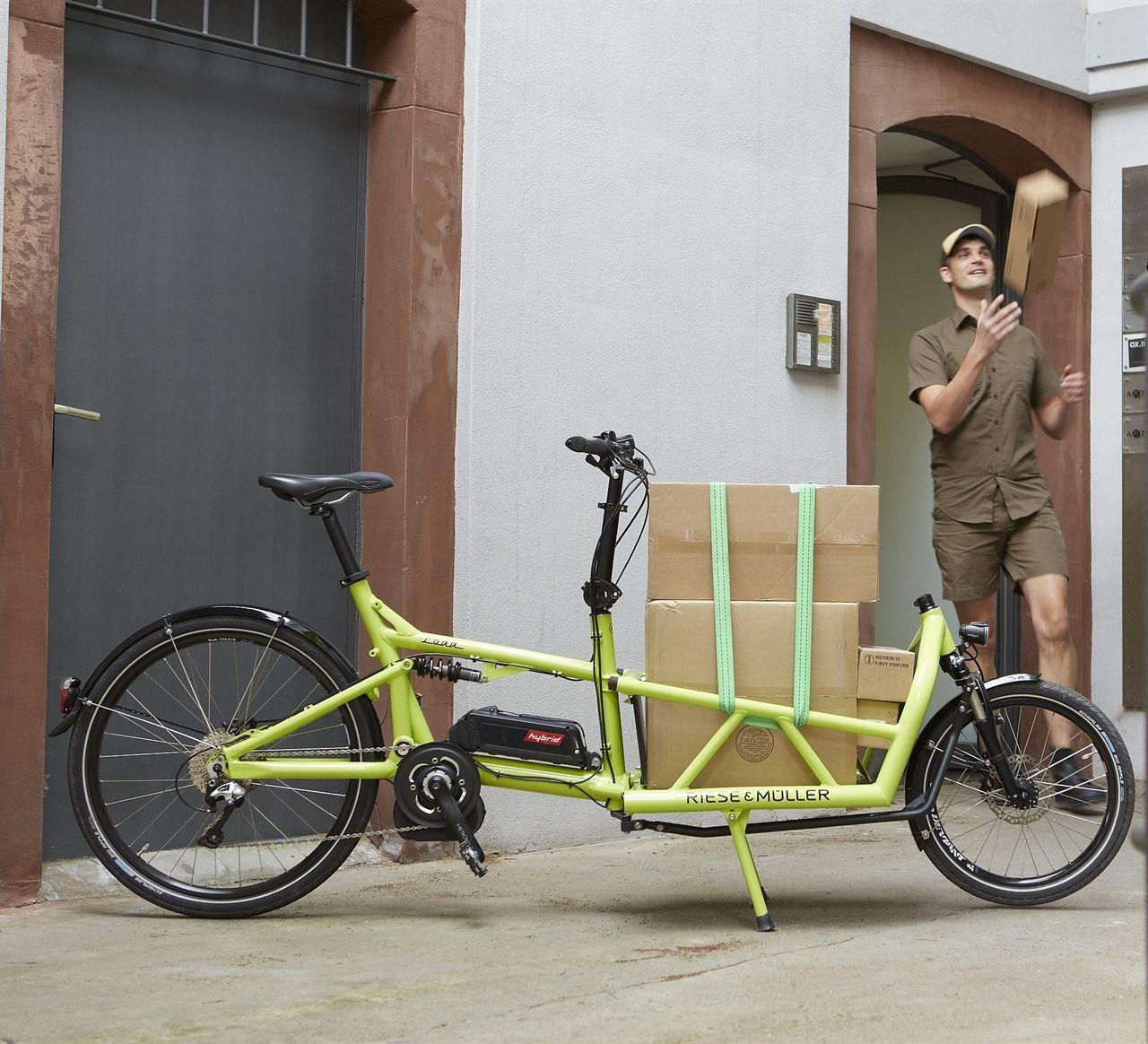 Reise Muller Cargo Bike