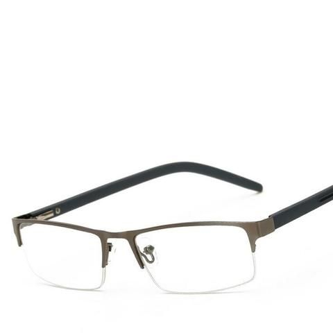 Full Metal Frame Resin Lenses Comfy Light Glasses For Men Women Reading Glasses 1.0 1.5 2.0 2.5 3.0 3.5 4.0 Apparel Accessories