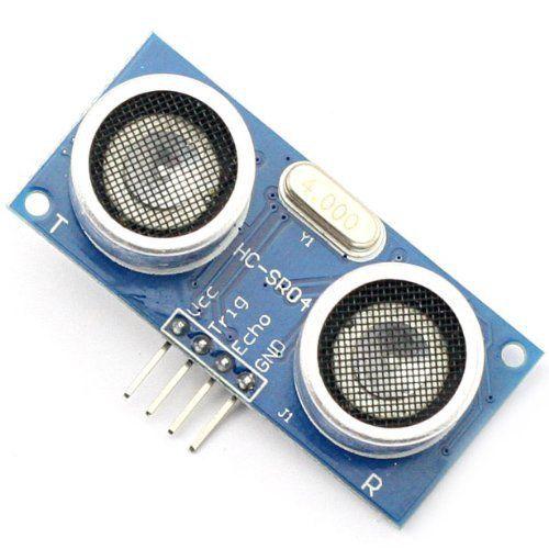 Complete Guide for Ultrasonic Sensor HC - SR04 | Random Nerd ...