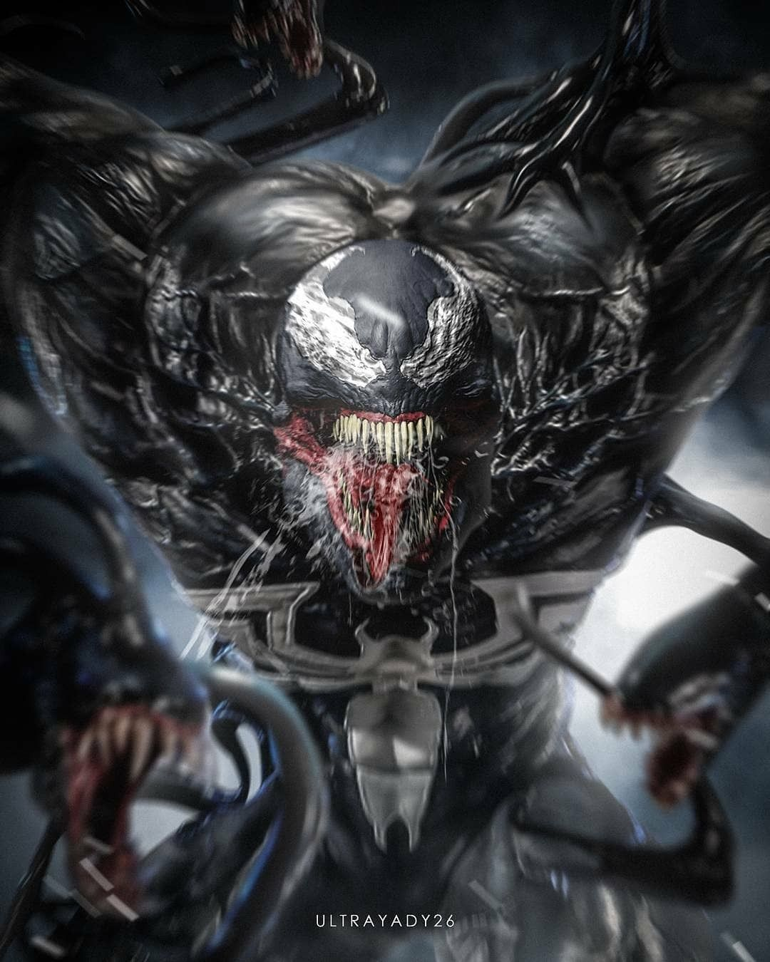 Original venom art