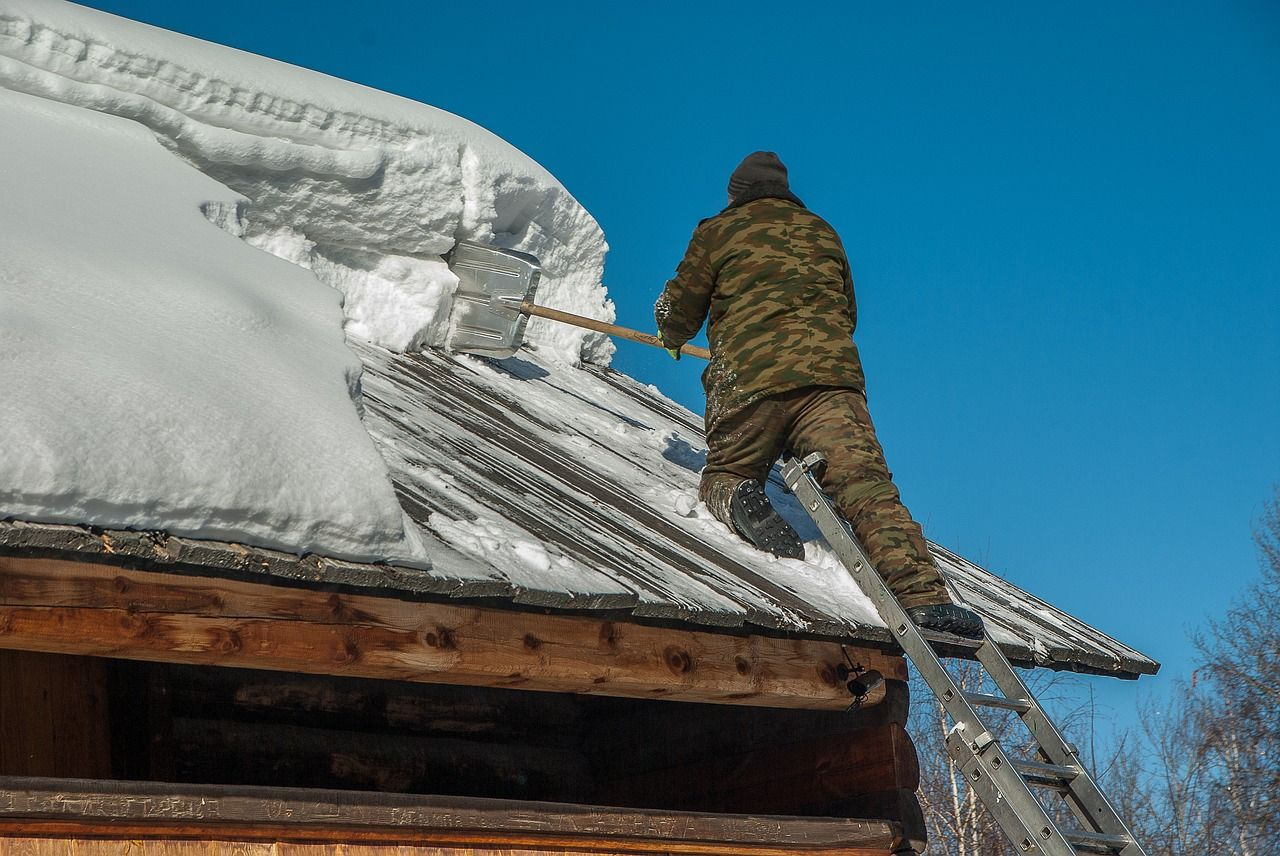 Snow Ice Removal Planning Checklist For Business Owners Cool Roof Snow Removal Roof Shingles