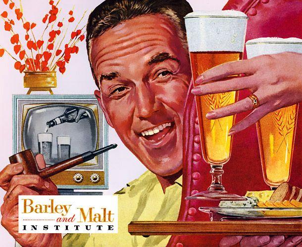 American Vintage Ad S Food And Drink Ana Lee Livejournal Vintage Beer Malt Beer Beer Ad