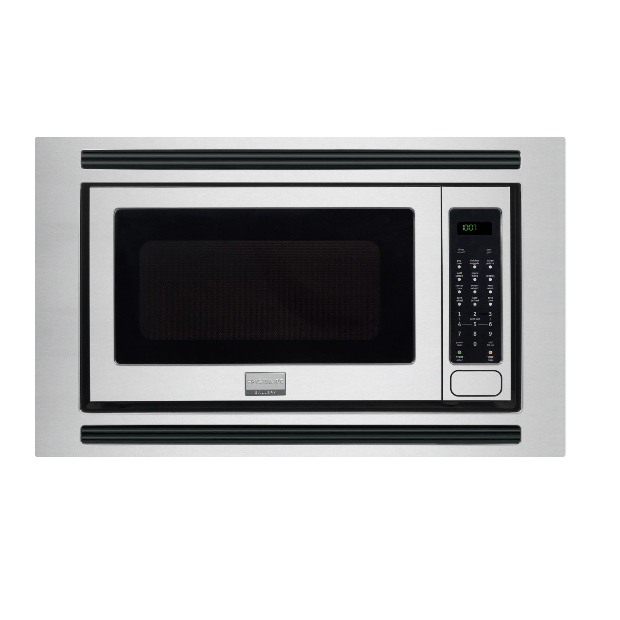 24 The Frigidaire 2 0 Cu Ft Built In Microwave Oven No