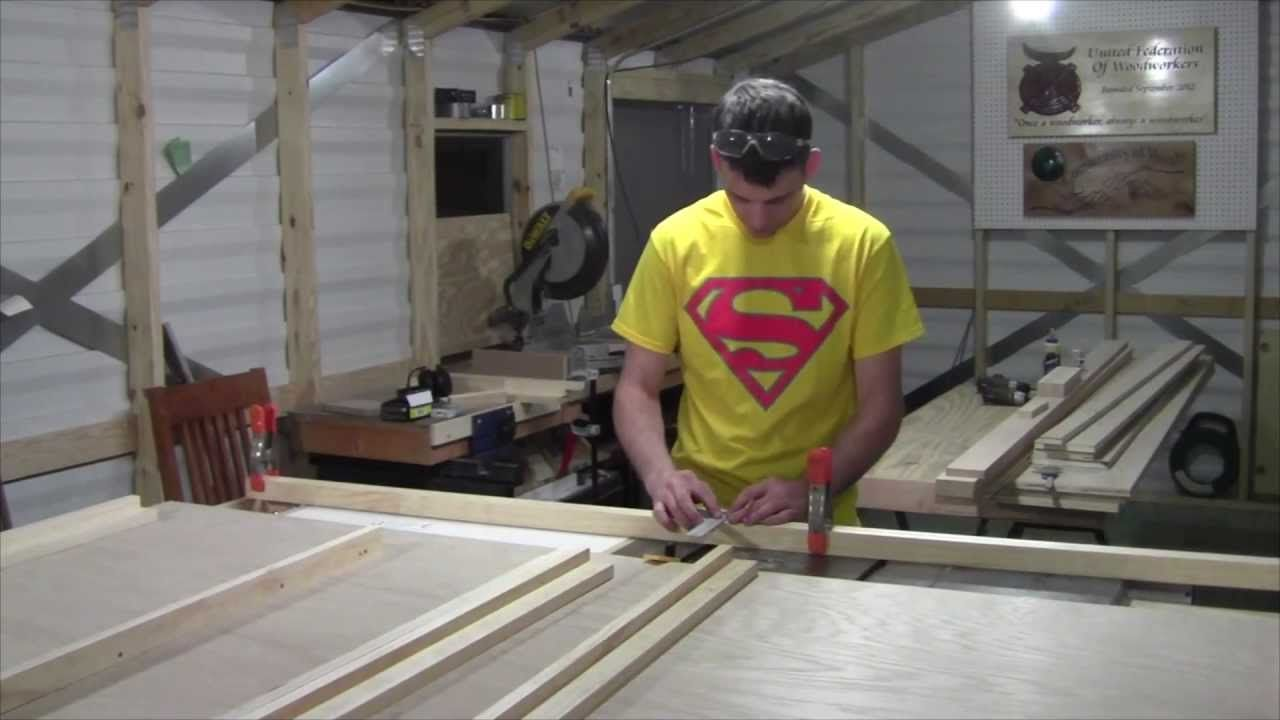 Part 1 Building A Side Mount Murphy Bed By A Simple Design Of Ocala