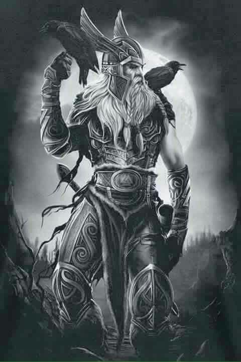 Viking vikings normans anglosaxon barbarians for Saxon warrior tattoos