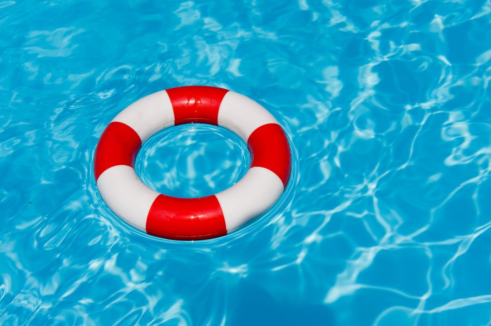 07afc9908b4 SUMMER SAFETY TIP 1  Don t rely on the lifeguard or a floatation device for  the safety of your child. If your child cannot easily swim the distance of  the ...