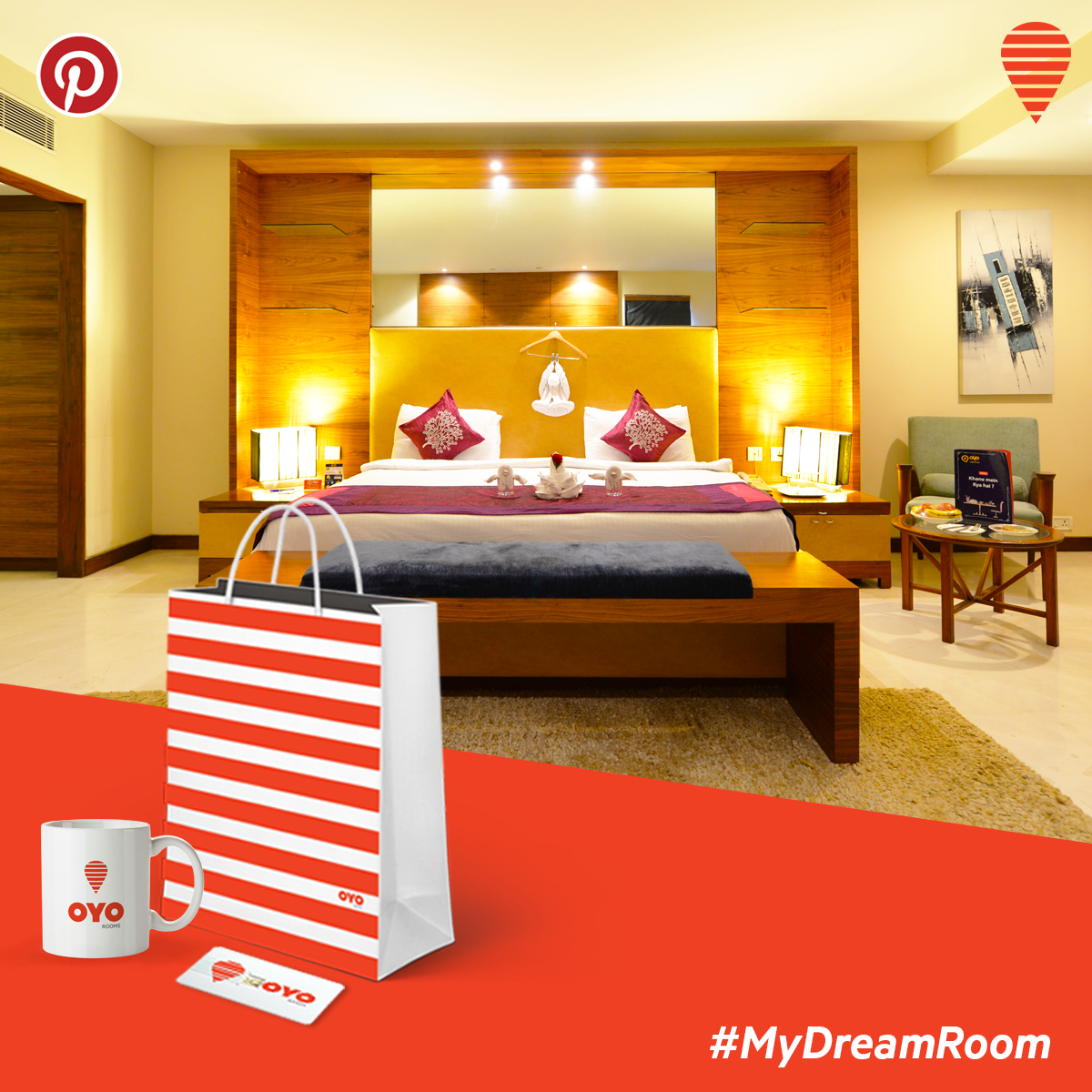 An Exciting Opportunity To Win Oyo Goodies Participate In Our Interesting Campaign Mydreamroom By Sharing Your Ideas Of A Perfect Oyoro Dream Room Home Room