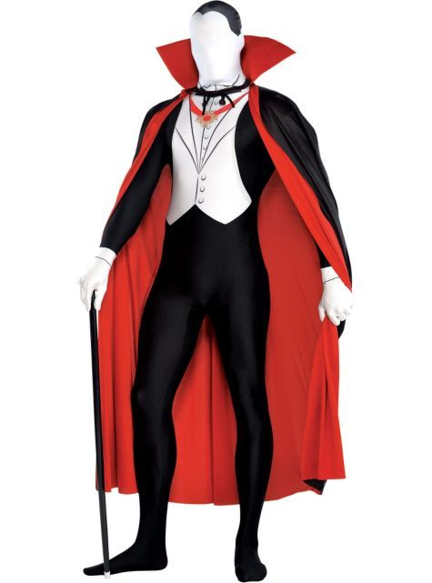 Adult Vampire Partysuit - Party City Canada Halloween Pinterest - party city store costumes