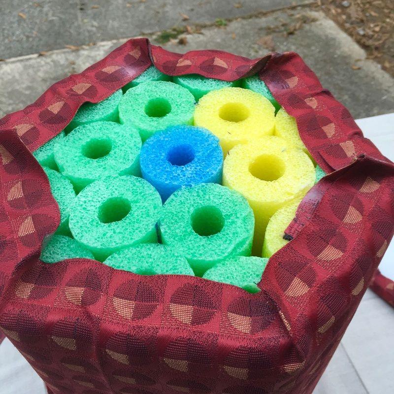 7 Pool Noodle Crafts
