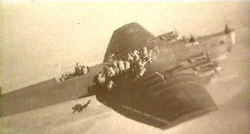 The Soviet Airborne & Disembarking the Tupolev TB-3