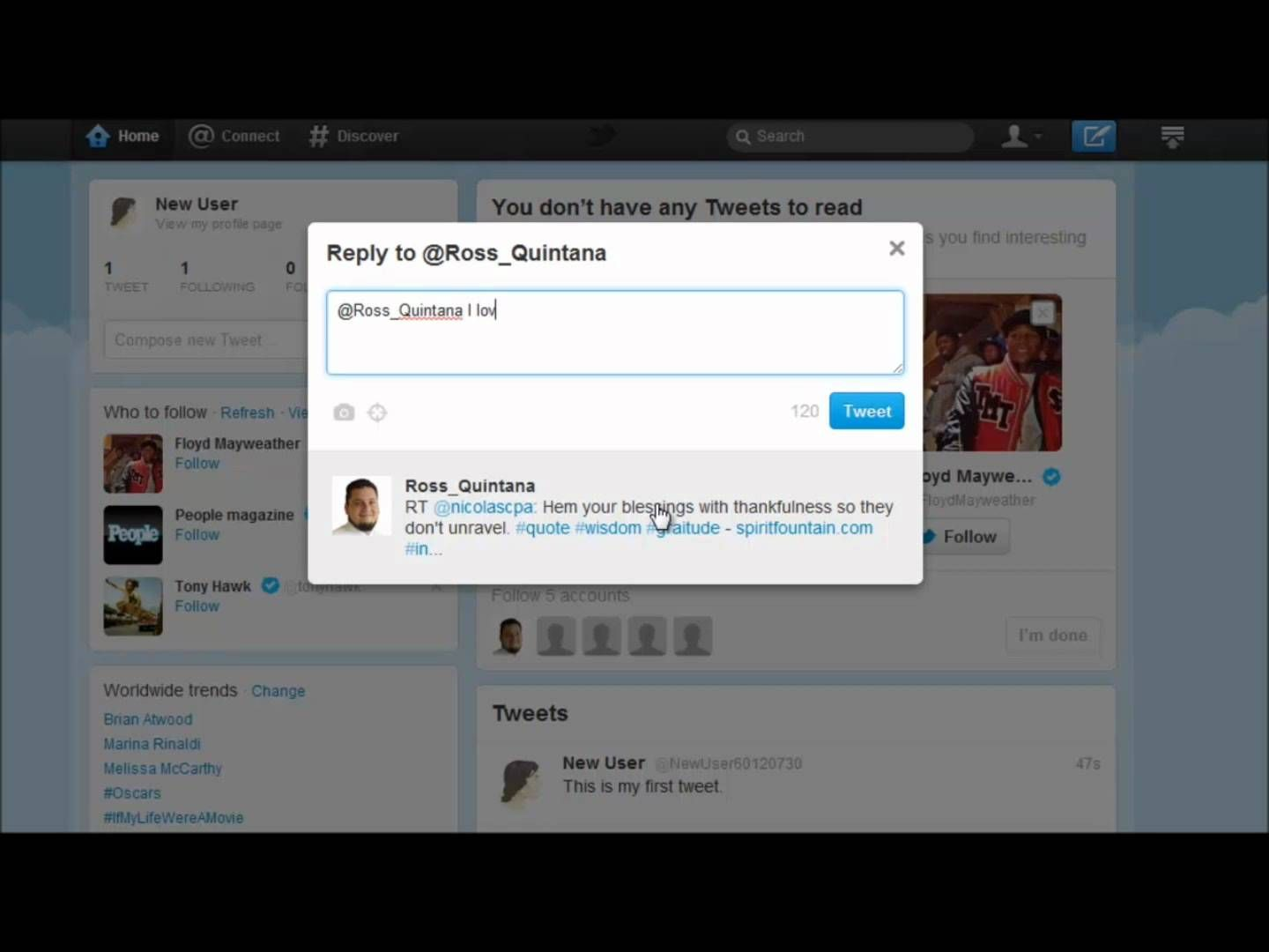 Twitter Tutorial 2 The Basics How To Tweet, Reply and