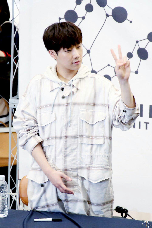 20161009 COEX Fansign #INFINITE #SungKyu