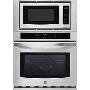 kenmore 49603 27 microwave wall oven combination in on wall ovens id=50102