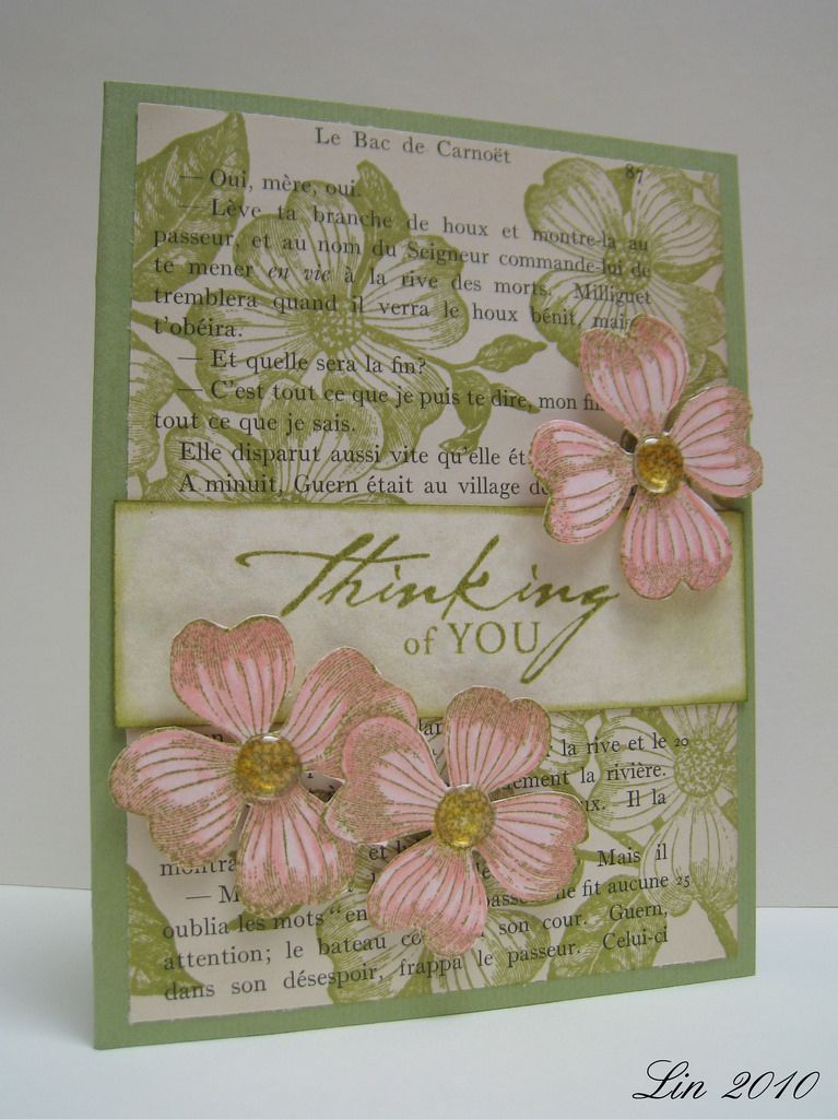 inspiredmichelle  handmade cards stampin up card