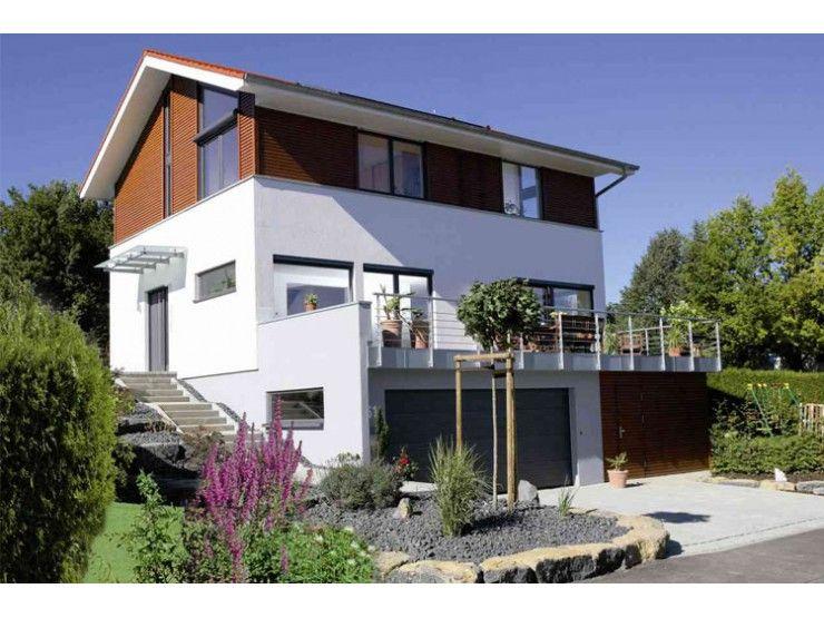 Architektur f r die stadt einfamilienhaus kolorat for Haus bauen architekt