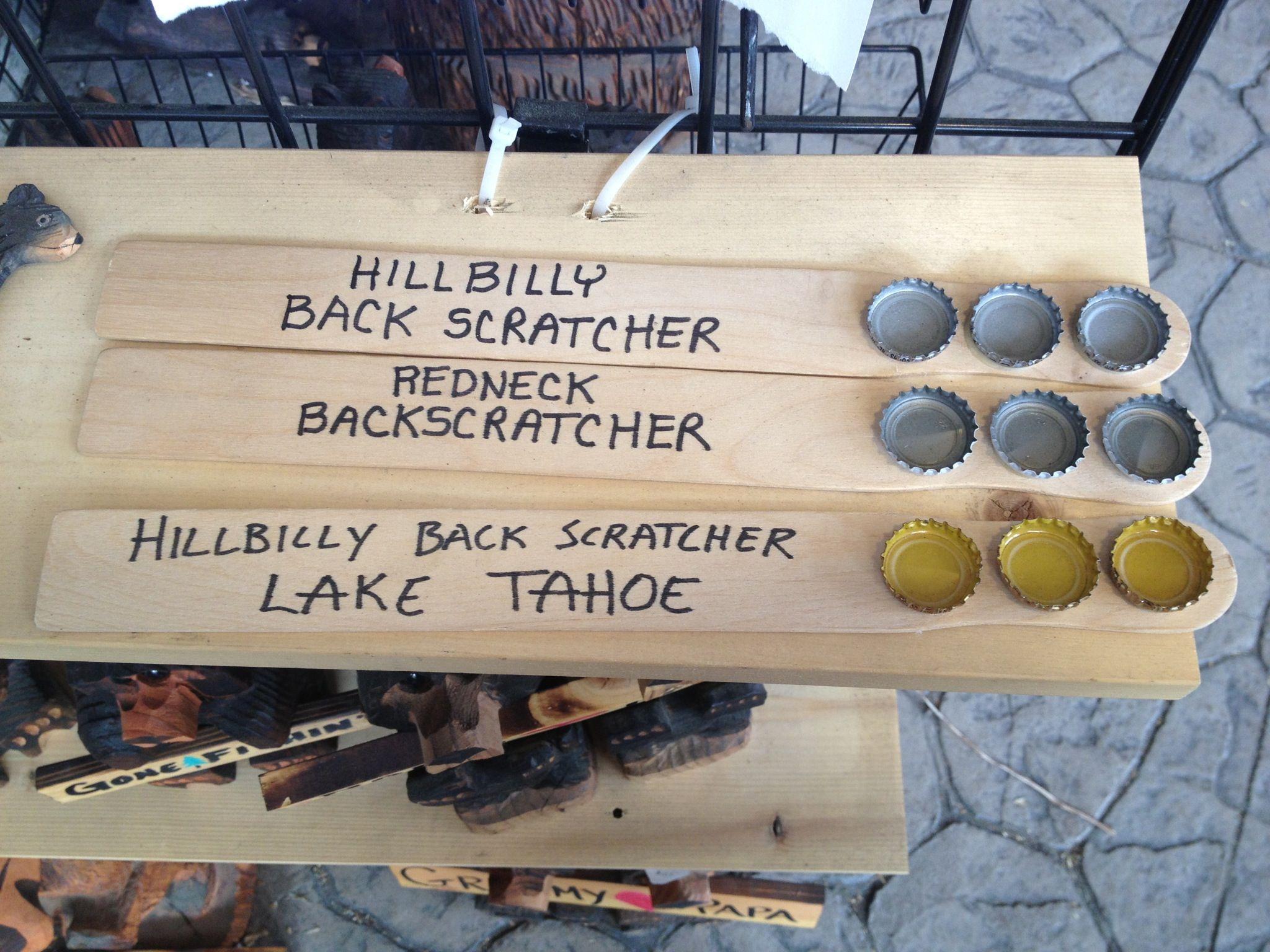 Hillbilly redneck back scratcher | Hillbilly Bash | Pinterest