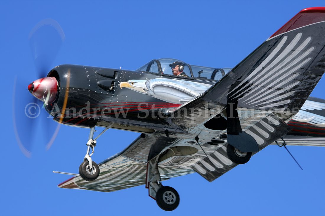 Eagle Flare Hal Morleys Nanchang CJ 6A N43HM On Final At The KFHR Fly In 2014 Aviation Photography Airplanes Wall Art Fine Warbirds