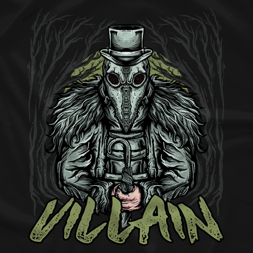 Villainous Njpw Merchandise Wrestling