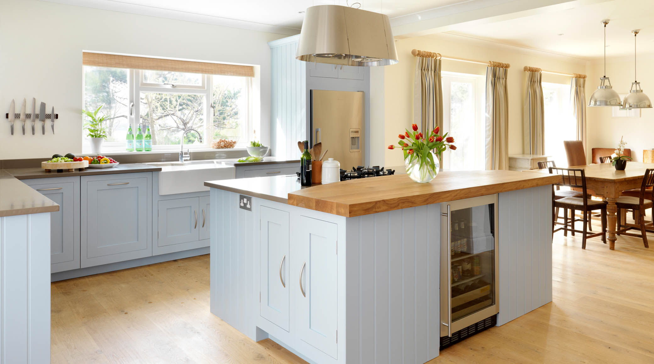 Blue Kitchens blue kitchens | blue painted shaker^kitchen gallery | kitchens