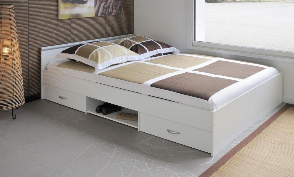 Einzelbett Mit Schubladen , Tolle Bett Mit Schubladen 140x200 Deutsche Deko