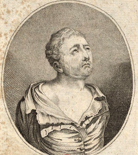The Last Look of Louis XVI, King of France