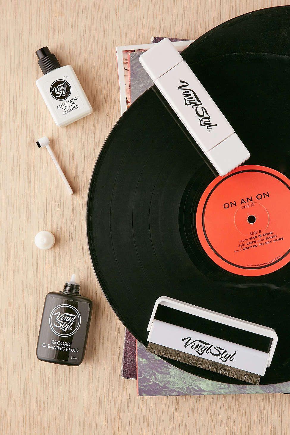 Ultimate Vinyl Record Care Kit Vinyl Record Shop Vinyl Records Vinyl