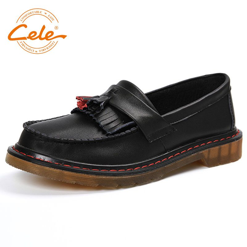34% Off   CELE Brand Unisex Fashion Boat Shoes Slip On Couples Casual  Shoes None Lining Material Spring Autumn Men Shoes 2ec31dd166a4