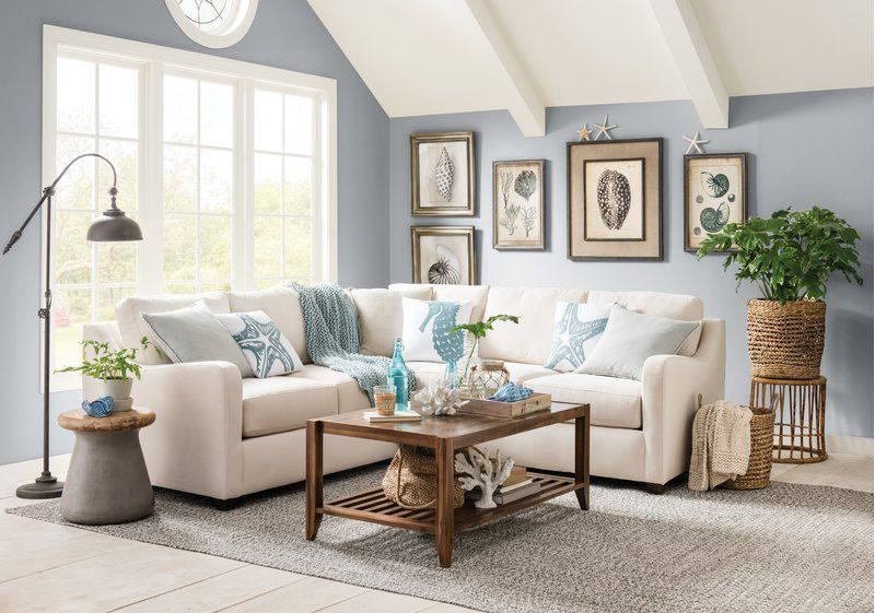 Portentous Unique Ideas Small Coastal Living Room Coastal Home Diy Coastal Style Coastal Decorating Living Room Coastal Living Rooms Living Room Decor Neutral #small #coastal #living #room