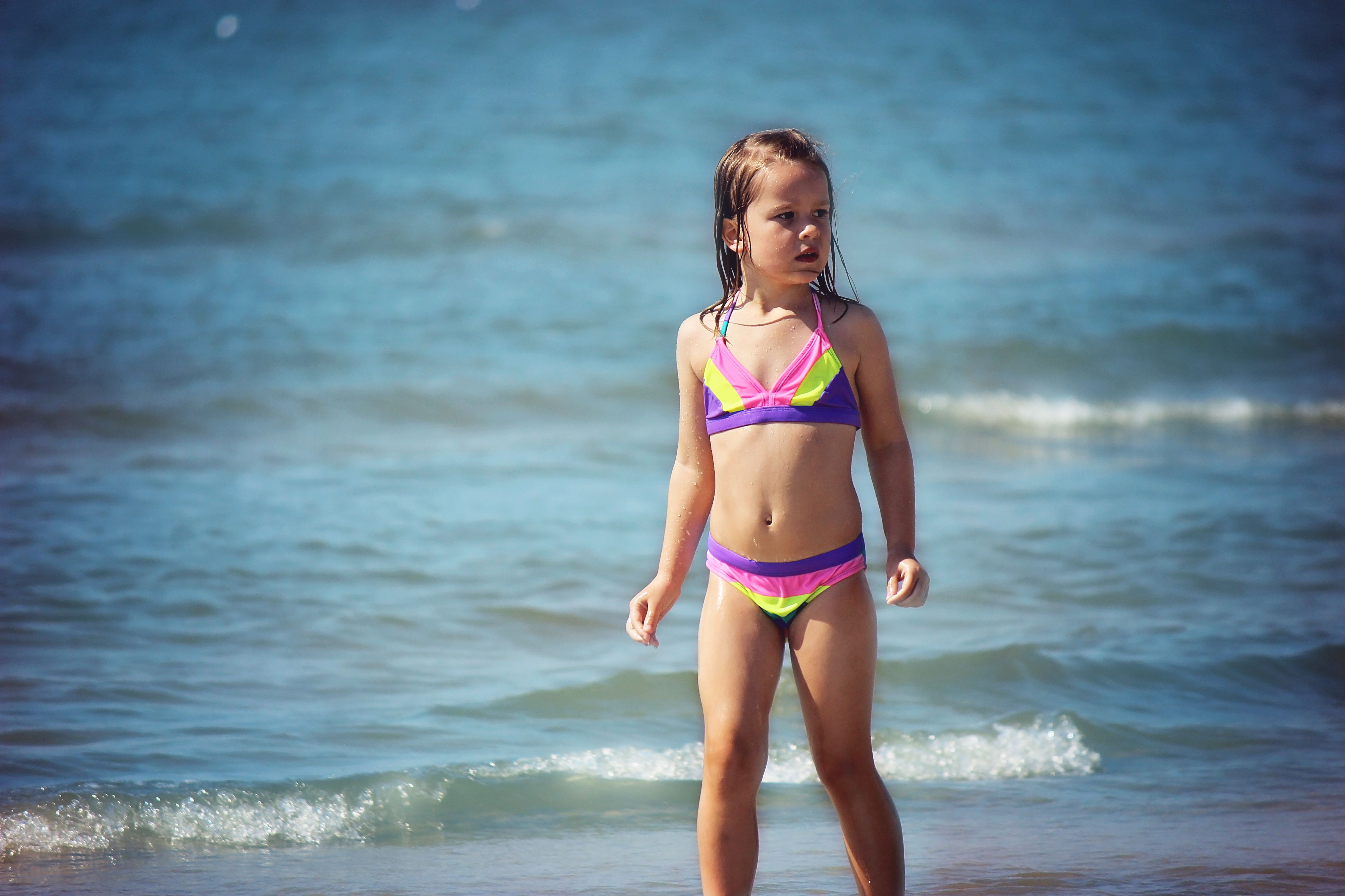 Our beach baby Sophia Grace. | Just Playing Around With My Camera ...