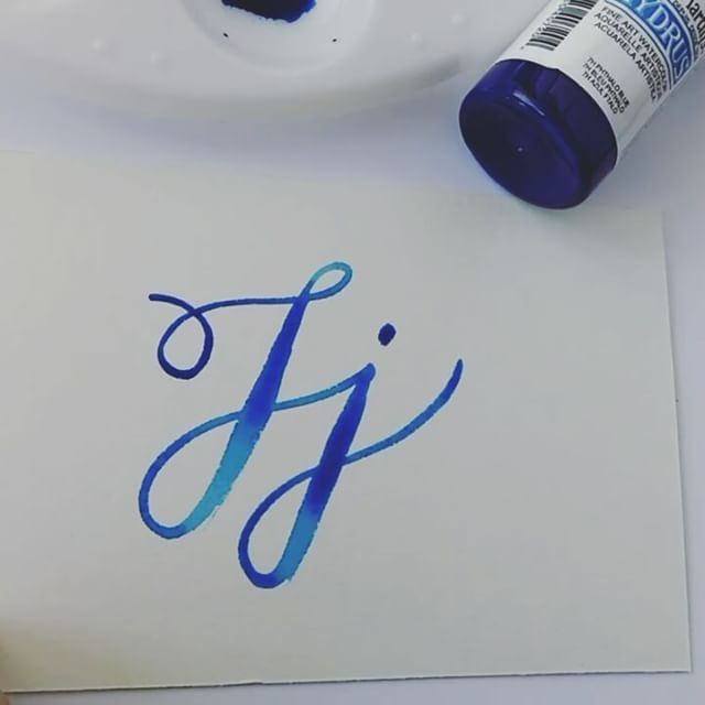 see this instagram video by @gracesongcalligraphy • 712 likes