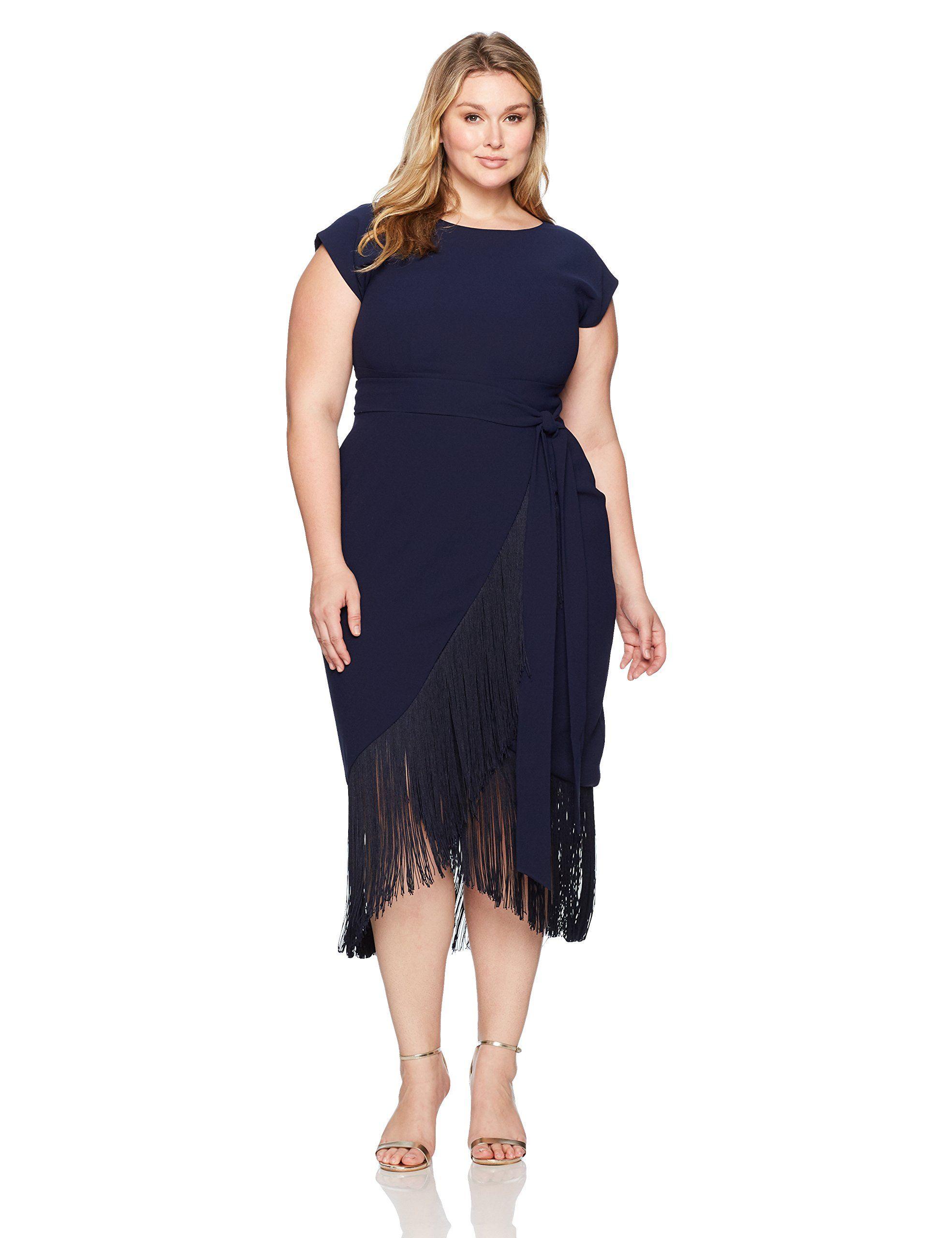 Rachel rachel roy womens plus size short sleeve fringe