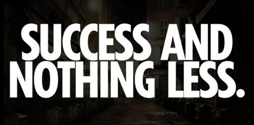 What is your Success