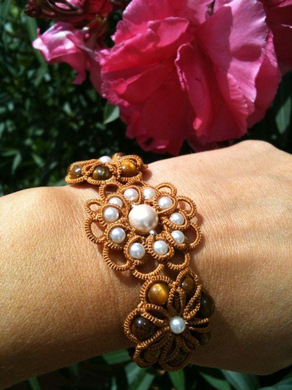 Bracelet Rosette