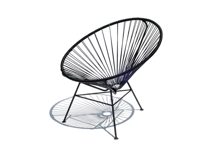 WOWHOO] Acapulco Lounge Chair出口户外藤椅三脚咖啡厅椅休闲椅-淘宝网 ...
