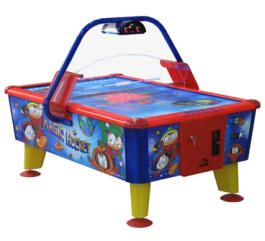 Superior Magic Hockey Kids / Child Air Hockey Machine   Highest Quality, Long  Lasting And Very Durable Air Hockey Table From PunchLine.