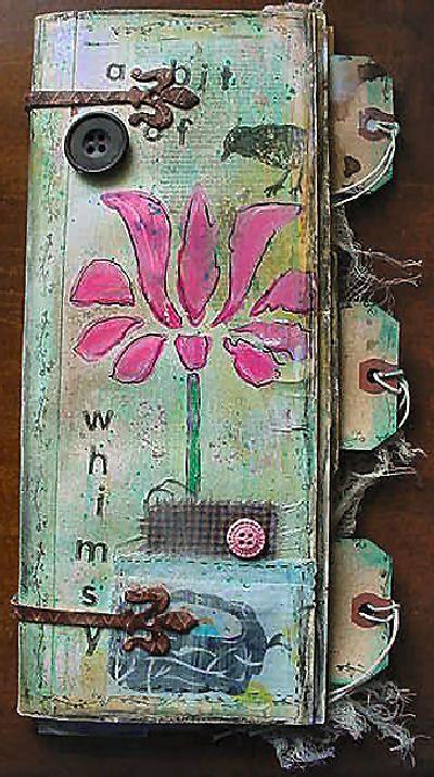 Fun & Funky File Folder Journal... Melanie Phillips and Marilyn Rock