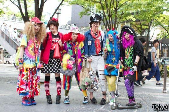 colorful-Harajuku