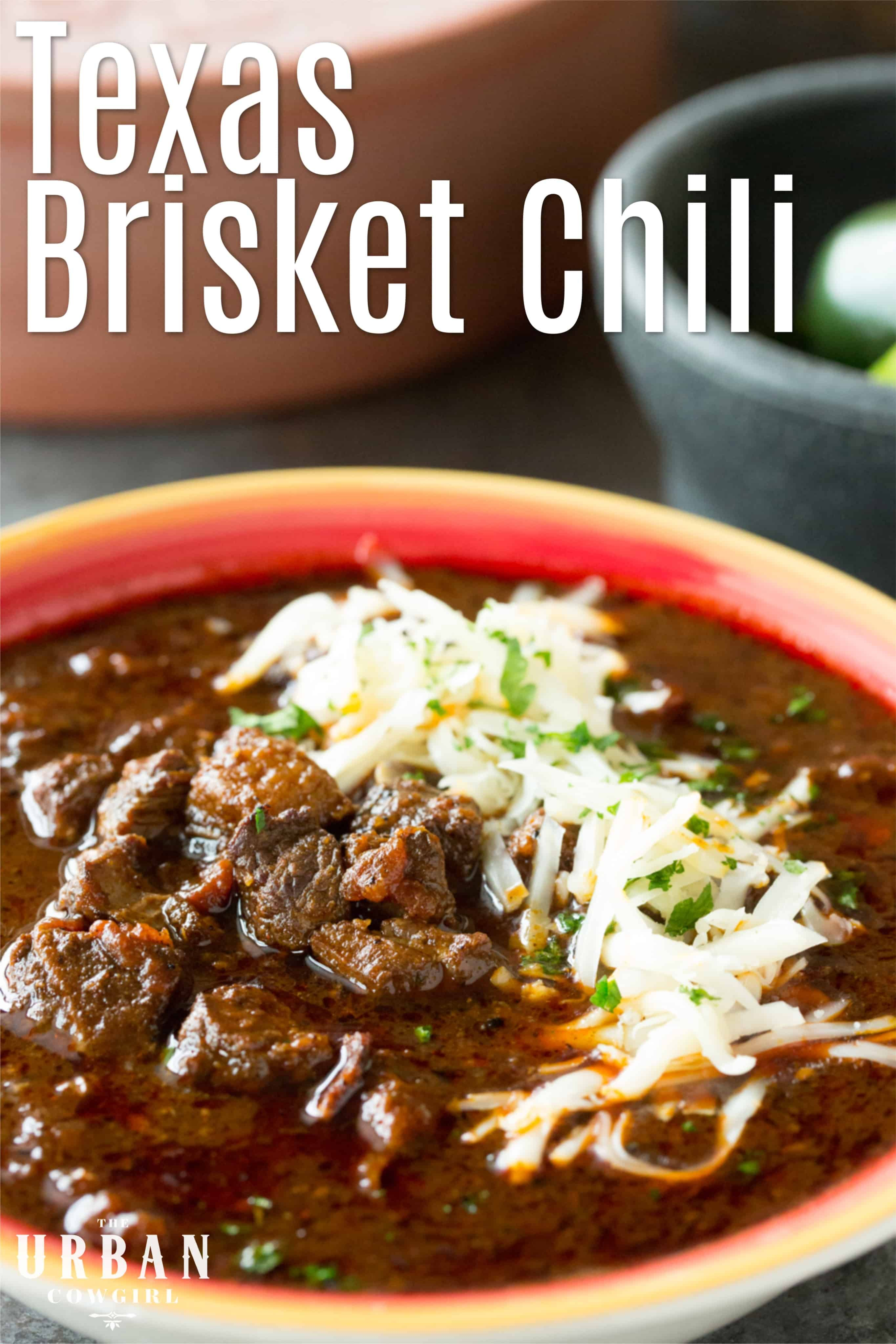 Win Your Next Chili Cook Off With This 70 Year Old Recipe For Texas Style Chili Or Chili Con Carne Best Chili Recipe Brisket Chili Recipe Beanless Chili Recipe