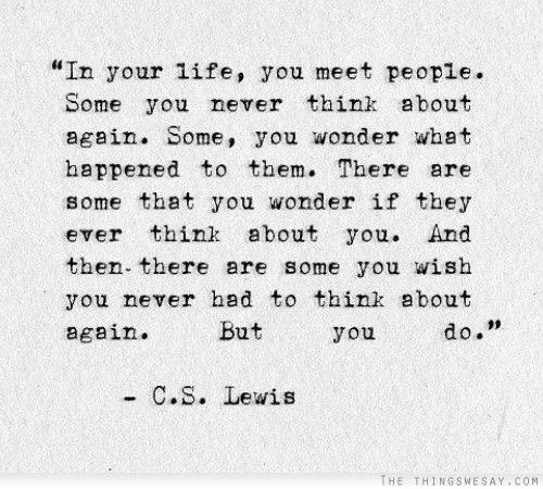 How do you meet people