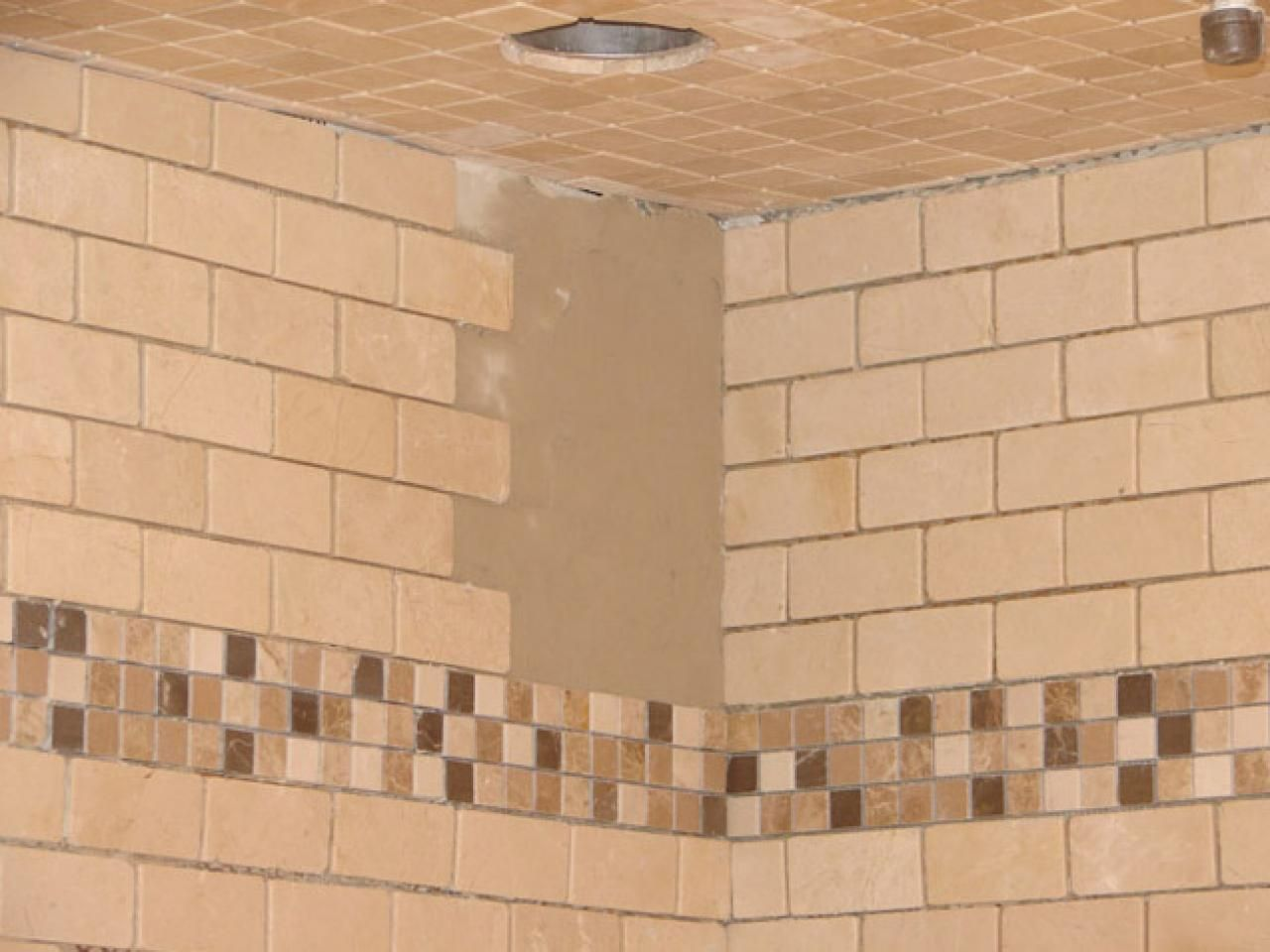 How to Install Tile in a Bathroom Shower | Bathroom tile ...
