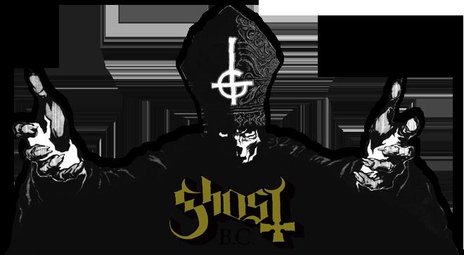 Ghost Logo Png 660 364 Desain Logo