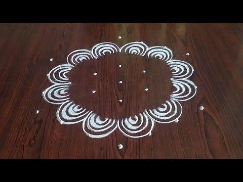 navaratri Special rangoli (7×4) dots