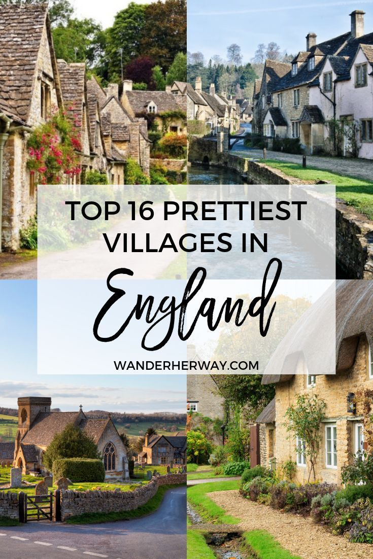 18 Prettiest Villages in England - Wander Her Way