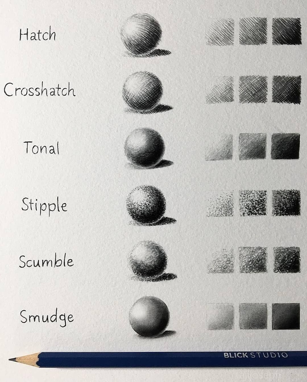 Pencil Shading Techniques Art By Nbsp Nbsp Tajijoseph Nbsp Nbsp Follow Nbsp Luz Y Sombra Dibujo Dibujos De Ojos Técnicas De Sombreado