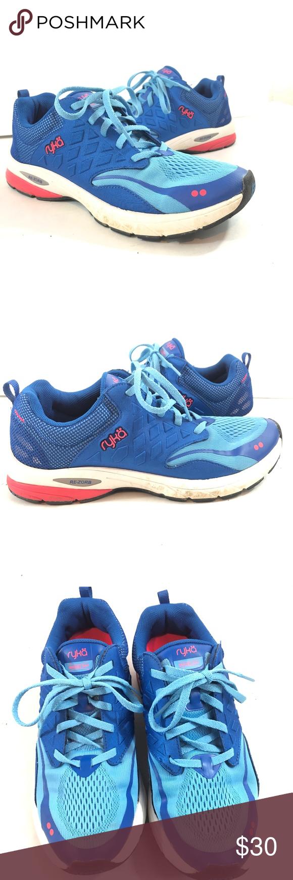 Ryka Re-Zorb Running Athletic Shoe