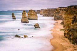 "breathtakingdestinations: "" 12 Apostles - Australia (by Anh Dinh) """