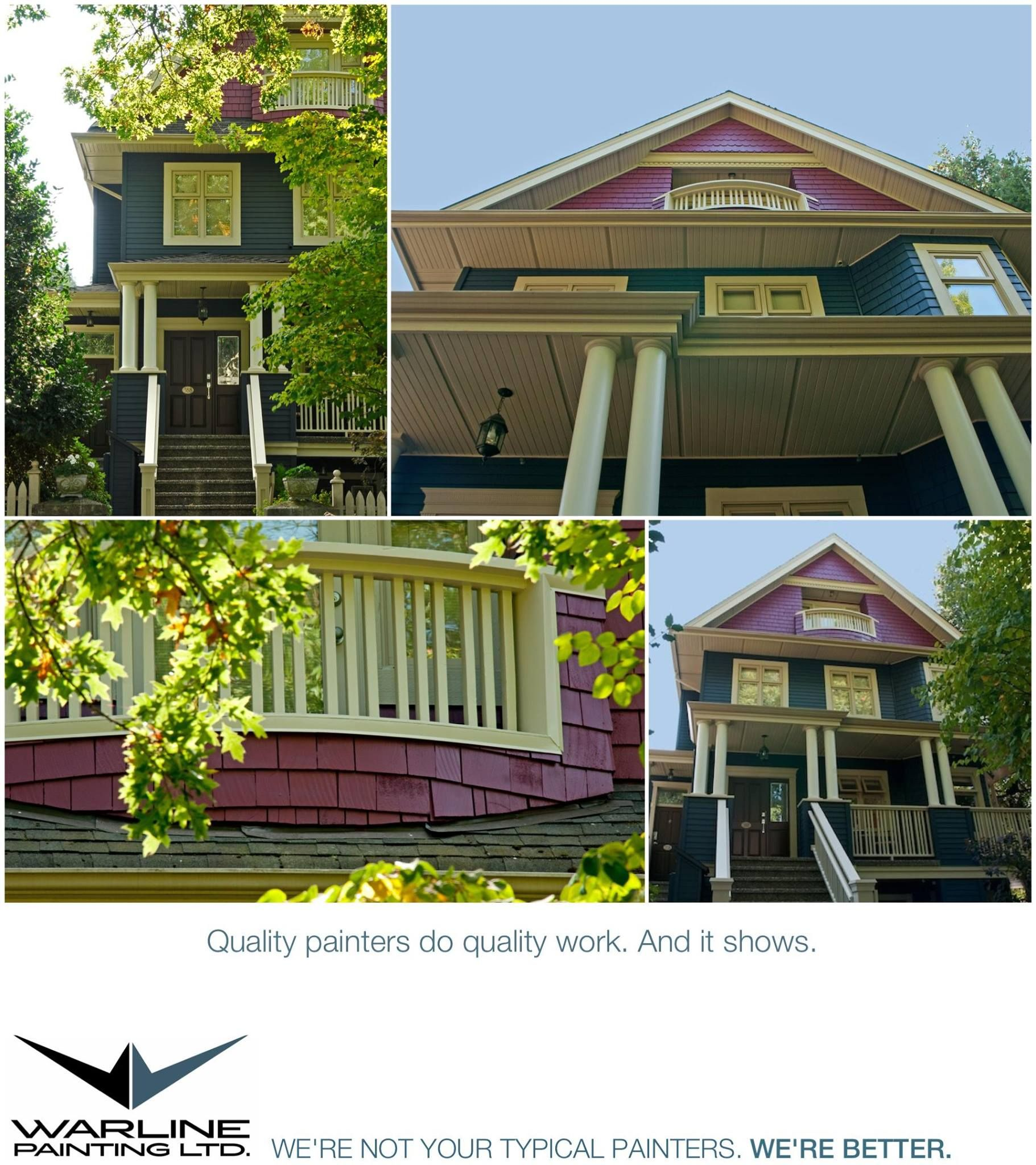 Gallery - Exterior Paint Colors And House