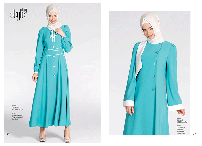 Robe hijab chic 2014