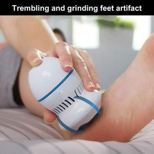 Dead Skin Foot Files Pedicure Remover Rechargeable Feet Care Tools